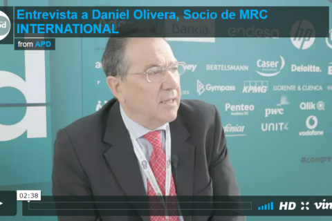 Entrevista a Daniel Olivera en el 4o Congreso