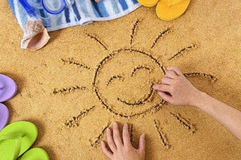felicidad verano